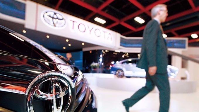 豐田的大型房車 Camry 下一代將改採進口,讓台灣國產車的市占率再蒙陰影。(攝影者.賴建宏)