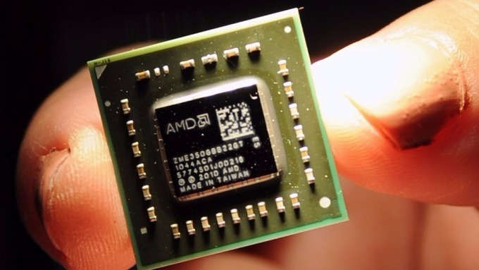 AMD 不願與比特幣聯繫在一起 (圖: AFP)