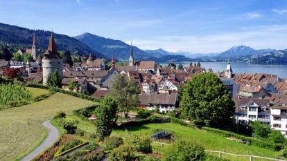 楚格人均所得達到16.3萬美元。(圖:瑞士楚格州官網)