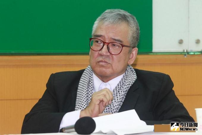 勞基法強勢闖關郝明義:民進黨國會別過半比較好