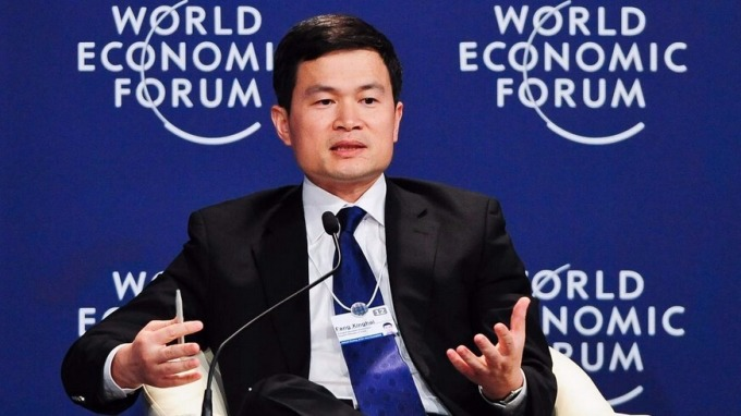 方星海表示,中國證監會擬放寬外資入股期貨公司。 (圖取材自網路)