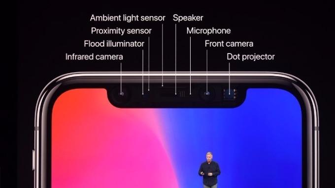蘋果iPhone X (圖:AFP)