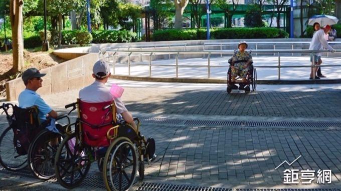 台灣將在2025年邁入超高齡社會。(鉅亨網資料照片)