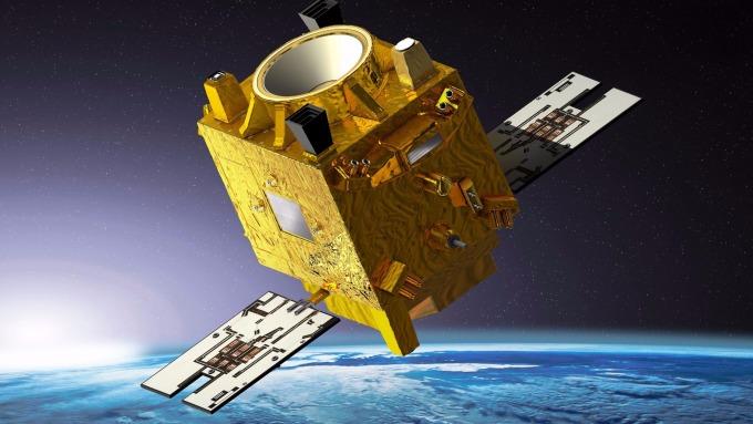 日本太空風險企業出資總計約100億日圓,加大太空研發。(AFP)