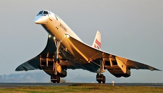 協和客機出廠42年,最後因墜機事件結束服務      (圖取自網路)