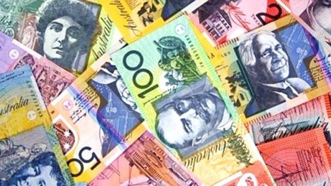 澳洲零售數據理想,帶動澳元重上76美分。 (圖取材自網路)