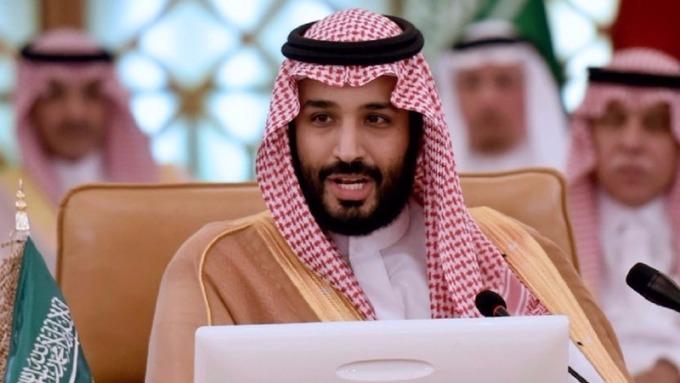 主導本次打貪行動的沙烏地阿拉伯王儲 Mohammed bin Salman 圖片來源:afp