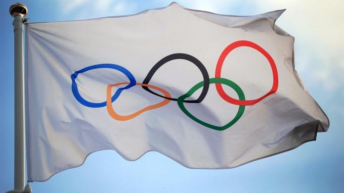 奧運會旗 (圖:國際奧委會官網)