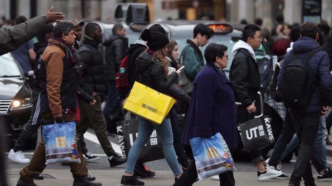 美國物價上揚加速(圖:AFP)