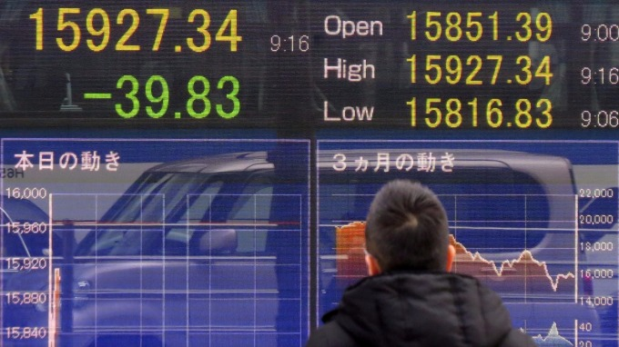 東芝基本可維持股票在東京證券交易所二板上市。(AFP)