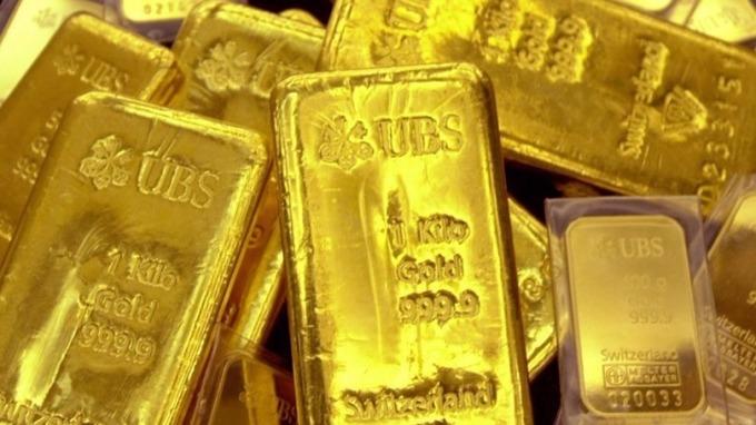 摩根大通建議交易者現在做空黃金。 (圖:AFP)