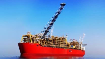 造船過程 (圖:三星重工官網)