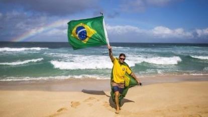巴西拼年底年金改革過關。(圖:AFP)