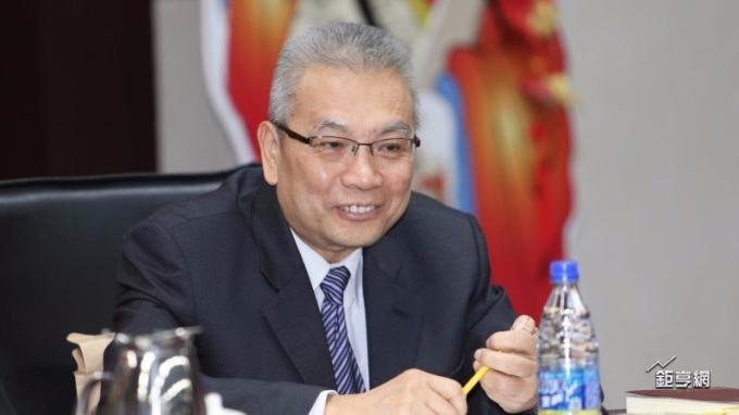 財政部長許虞哲表示,我國稅制獲肯定,歐盟稅務不合作黑名單,台灣未列入。(鉅亨網資料照)