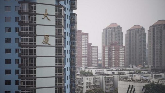 中國房產 (圖:AFP)