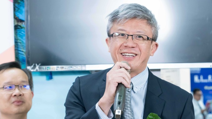 華碩全球副總裁謝明傑。(圖片:華碩提供)