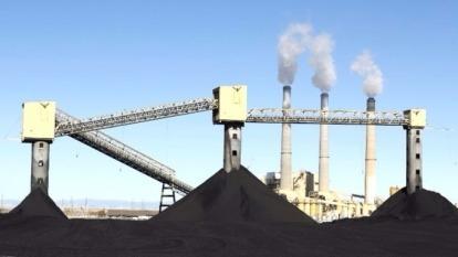 歐盟煤炭發電廠未來十年會活得很痛苦      (圖:AFP)