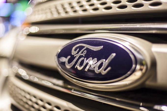 福特汽车是百年企业。(图取材自阿里足迹网站)