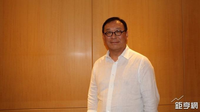 太和-KY董事長郭靖凱。(鉅亨網記者李宜儒攝)