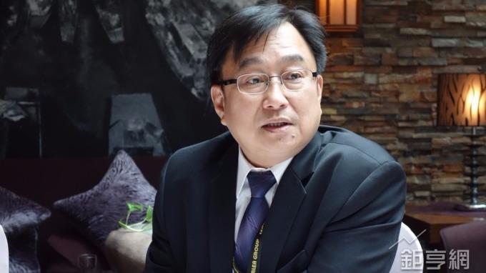 山林水總經理吳人傑。(鉅亨網記者張欽發攝)