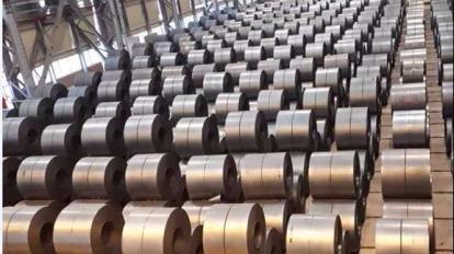 台塑集團旗下台塑河靜鋼鐵自產熱軋鋼捲產量已於今(13)日達到 100 萬噸。(圖:台塑提供)