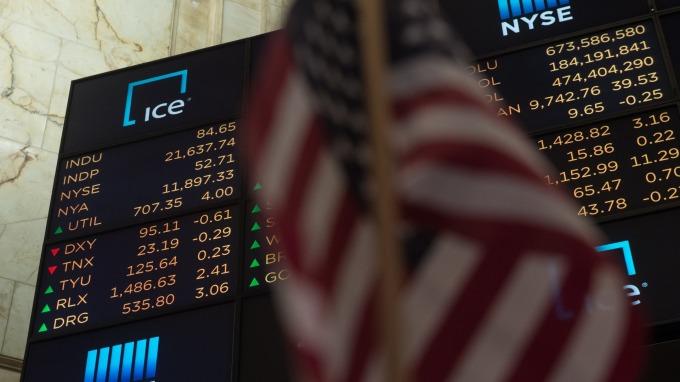 美銀美林看好2018年美股表現。(圖:AFP)