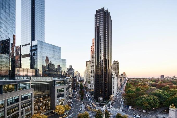 川普國際是今年紐約公寓銷售的最大輸家      (圖取自川普國際官網)