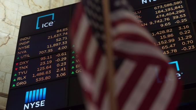 美升息1碼 法人:風險性資產魅力大。(圖:AFP)
