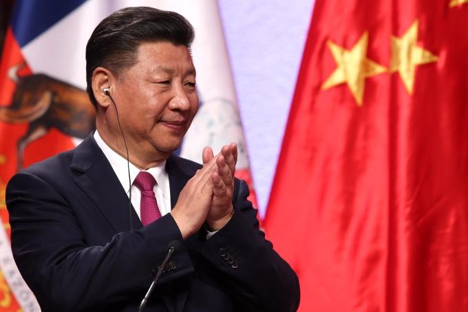 中國國家主席習近平帶領下的中國,投資機會被看好。(圖:AFP)