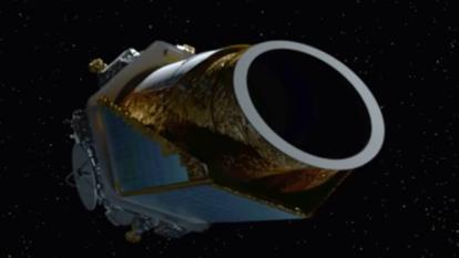 美國太空總署(NASA)與Google AI合作的太空望遠鏡克卜勒