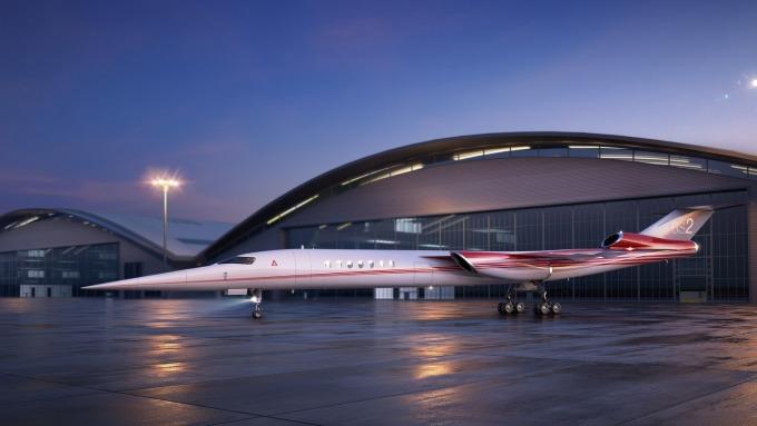 市場需求風起雲湧 洛克希德馬丁與Aerion合作開發超音速客機