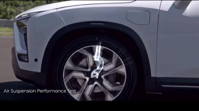 讓特斯拉芒刺在背 中國製ES8電動休旅車腰斬X型車價格