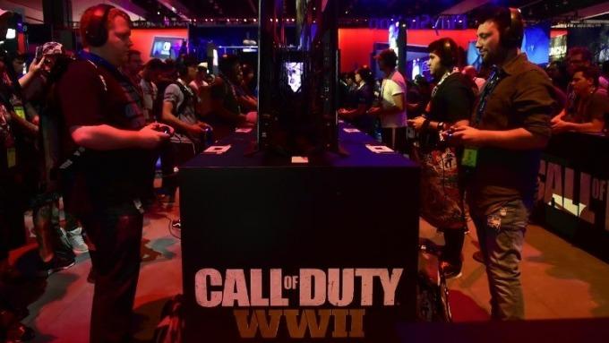 電玩11月銷售額大漲30% PS4與Xbox One表現亮眼