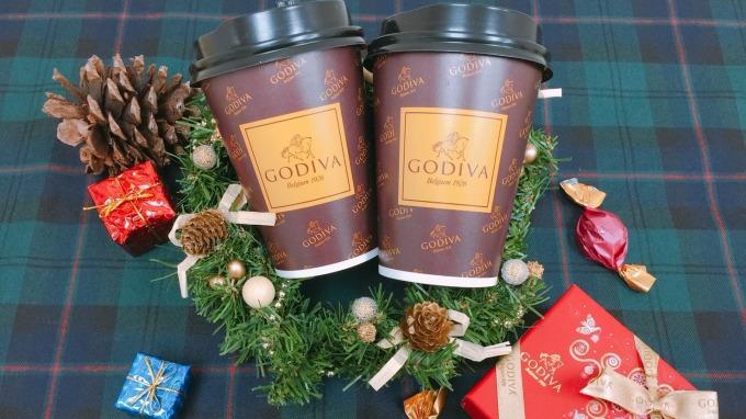CITY CAFÉ限量GODIVA熱巧克力來了 售價比一個便當還貴