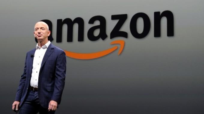 亞馬遜執行長Jeff Bezos (圖:AFP)