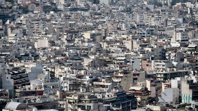 希臘房產(圖:AFP)