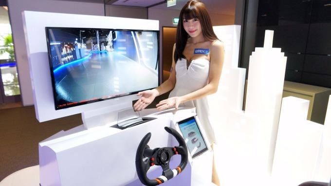 〈光寶搶車用商機〉前裝抬頭顯示器出貨多家車廠 市場需求看俏