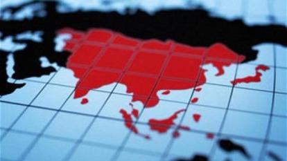 亞洲力量!中國經濟2032年幹掉美國 印度明年超越英法