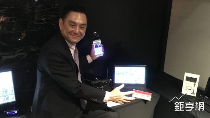 鈺創推3D自然光深度視覺技術 獲美無人商店導入