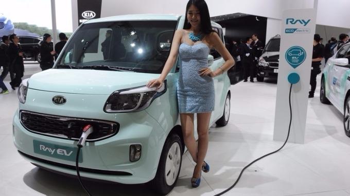 智寶看好中國電動車發展 未來兩年將加大資源投入 Anue鉅亨 台股新聞