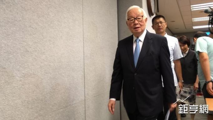 〈2017大事回顧〉張忠謀宣布退休 台積電正式迎雙首長時代