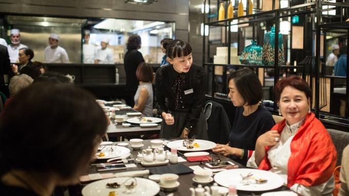 漢來美食旗下米其林星級「漢來名人坊」連開2家新店 大添營運動能
