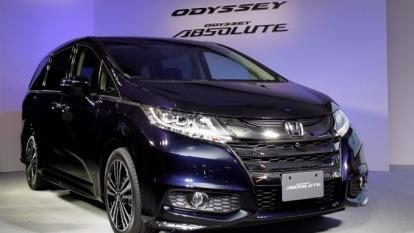 2017年本田汽車在中國銷量年增15.5%。(圖:AFP)