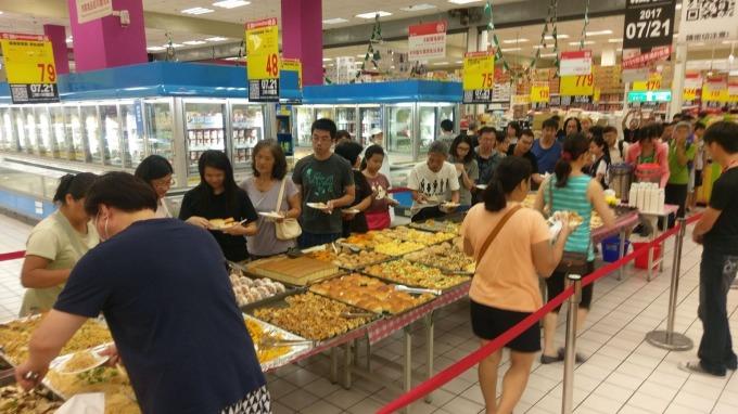 台灣零售業出現3大質變 量販、超市和超商界線趨於模糊