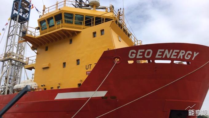 〈沃旭扶植在地〉離岸風場鑽探添生力軍 全亞洲最先進海床地質探勘船今啟用