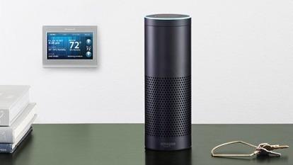 Amazon Echo (圖:Amazon Echo推特)