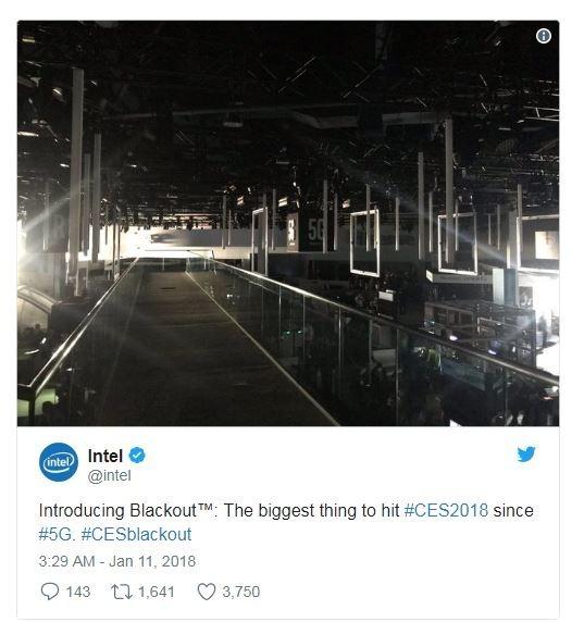 各公司於社群媒體討論停電 (圖取自CNN Money)