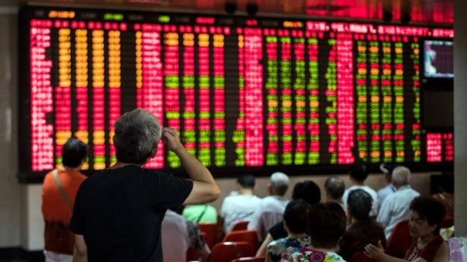 A股1月解禁市值料達5614.53億元人民幣。 (圖:AFP)