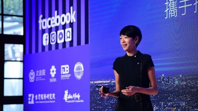 Facebook首設台、港總經理 余怡慧出任 將常駐台灣