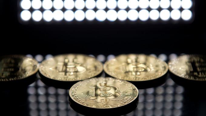 傳南韓將禁止加密貨幣交易(圖:AFP)